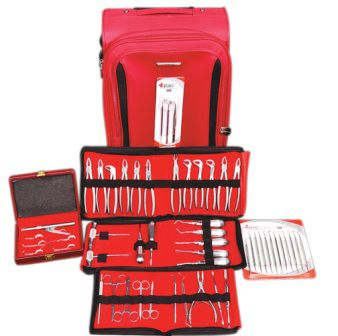 GDC Extraction Forceps Kit Package